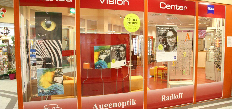 Optiker Neustrelitz Radloff